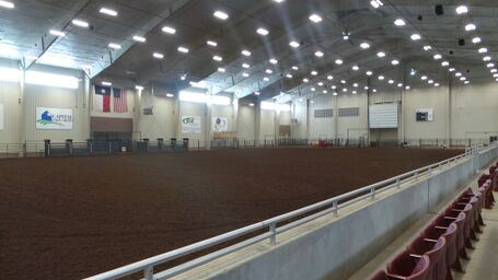 Levelland-Mallet Center Arena