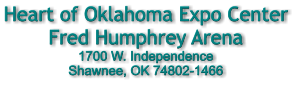 OK Expo Address